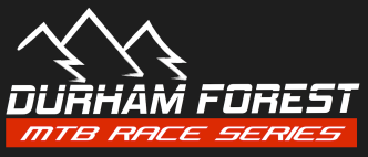 Durham Forest MTB Race Series Logo - Blk