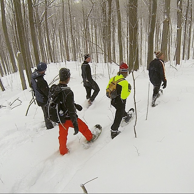 BikeNXS Group Snowshoe